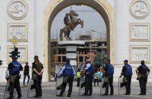 Perpildytų kalėjimų problemą Makedonija spręs skelbdama amnestiją