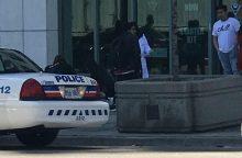 Toronte mikroautobusas parbloškė būrį žmonių