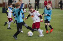 KAFF vaikų futbolo turnyre – šešiamečių ir jaunesnių pirmieji medaliai
