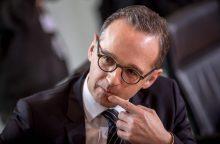 Vokietijos ministras: Aušvicas – siaubingiausia vieta pasaulyje