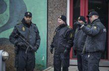 Danijoje mirė išvakarėse prie nuovados pašautas policininkas