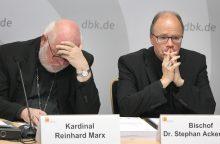Vokietijos Katalikų bažnyčia atsiprašė dvasininkų išnaudojimą patyrusių aukų
