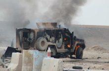 Izraelio atakos Sirijoje: pagrindiniai faktai