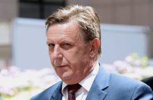 M. Kučinskis: padėtis Latvijos finansiniame sektoriuje nėra paprasta
