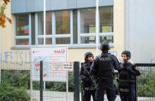 Vokietijoje sulaikytas islamistas, planavęs išpuolį prieš saugumo pajėgas