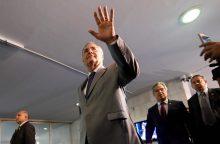 Brazilijos teismas nušalino Senato vadovą