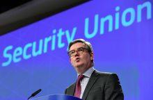 ES saugumo vadovas perspėja dėl kibernetinių išpuolių grėsmės