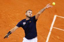 Barselonoje – sėkmingas Didžiosios Britanijos tenisininkų startas