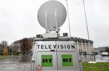 """Rusijoje tarptautinė žiniasklaida turės registruotis """"užsienio agentais"""""""