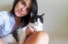 LRT žurnalistė: namus suteikti beglobiui katinui – prasmingiau, nei veisliniui