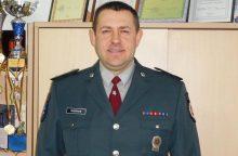 Palangos policijos vadovo atranką laimėjo Neringos komisaras