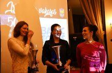 Geriausi 2016 metų irkluotojai – D. Karalienė, M. Valčiukaitė ir M. Griškonis