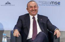 Turkijos ministras metė rimtus kaltinimus JAV