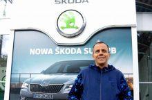 Pasaulio ralio-kroso čempionato etape Latvijoje – atidėtas lietuviškas debiutas