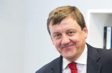 R. Valiūnas apie naujai išrinktą Seimą: tikėkimės, kad puodelis pusiau pilnas