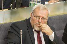 A. Stančikas: pati opozicija nenorėjo komisijos