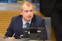 S. Gentvilas meta iššūkį V. Grubliauskui Klaipėdos mero rinkimuose