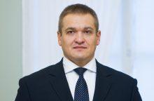 Seimas ėmėsi Ginklų fondo pertvarkos