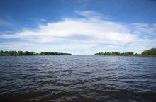 Nidoje – naujas paplūdimys: kviečia maudytis išvalytose Kuršių mariose