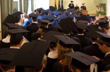 Minimali kartelė stojant į universitetus – 3,6 balo