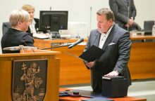 Vilniaus viešojo transporto vadovų veikla įvertinta neigiamai