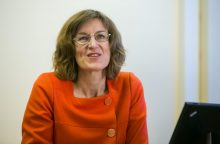 Viešųjų pirkimų tarnybos vadovė D. Vilytė: premjeras sako netikslią informaciją