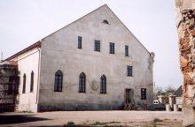Kalvarijos savivaldybė kratosi sinagogų komplekso