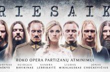 """""""Girstučio"""" kultūros rūmuose – roko operos """"Priesaika"""" premjera"""