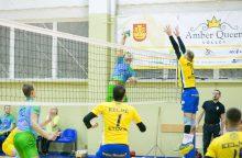 Naujajame Kelmės sporto centre tinklininkai kausis dėl LTF Didžiosios taurės