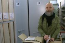Australijos lietuvių saugoti dokumentai atkeliavo į Lietuvą