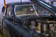 Automobilių muziejų įkūręs marijampolietis svarstė statyti ir bažnyčią