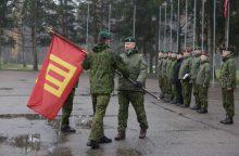 Prasidėjo Sausumos pajėgų karių žygis per Lietuvą