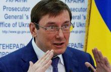 Ukrainoje sulaikytas oro pajėgų universiteto vadovas, įtariamas pinigų iššvaistymu