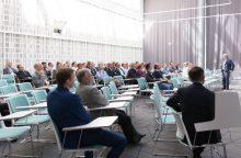 Vilniaus universiteto laboratorijose lankėsi NATO inžinieriai