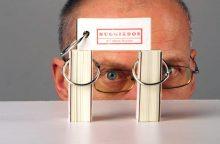 """Trečiadienį – R. Šileikos knygos """"Nuogirdos"""" pristatymas"""