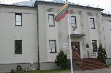 Obelių muziejaus kieme įrengtas partizanų bunkeris