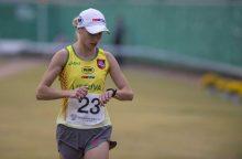 Penkiakovininkė G.Venčkauskaitė-Juškienė iškovojo pasaulio taurės bronzą