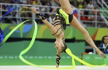 Lietuvoje išvysime meninės gimnastikos atstovių žvaigždyną
