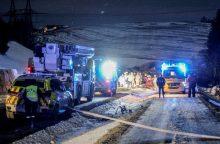 Norvegijoje rastas po nuošliauža žuvusio lietuvio kūnas