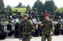 Čekija į Lietuvą kitąmet atsiųs apie 250 karių
