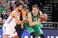 """""""Žalgirio"""" krepšininkai svečiuose patiesė """"Anadolu Efes"""" komandą"""