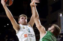 Eurolyga: lietuvių klubai šventė pergales