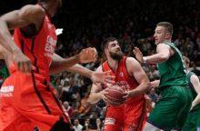 Europos taurės finalo seriją pergale pradėjo Valensijos krepšininkai