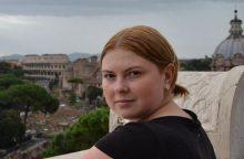 Ukrainoje suimtas įtariamasis aktyvistės nužudymo byloje