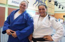 S. Jablonskytė dziudo turnyre Tunise užėmė septintąją vietą