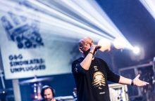 """""""G&G Sindikato"""" koncerto įrašas – prieinamas visiems"""