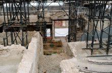 Pompėjoje atvertas skaisčiųjų įsimylėjėlių namas
