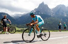 Per avariją žuvo garsus italų dviratininkas