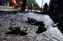 Per Talibano išpuolį Kabule žuvo mažiausiai 24 žmonės
