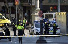 Išpuolis Ispanijoje: ką žinome?